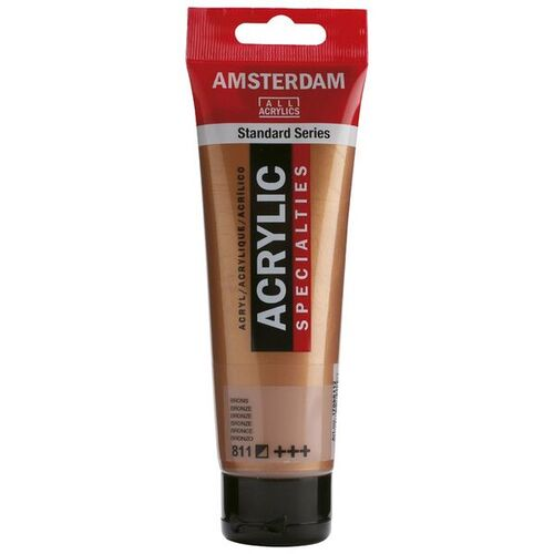 Acrylic Bronze Paint 120ml - 811