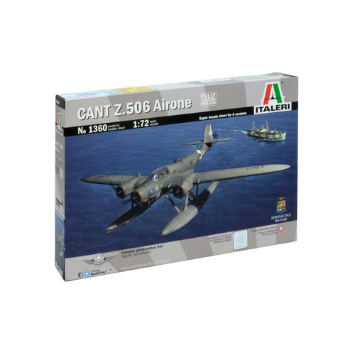 1:72 CANT Z 506 Airone - 51-1360