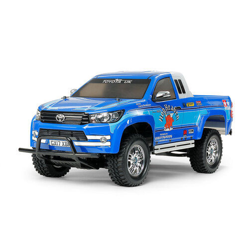 1:10 Toyota Hilux Extra Cab (CC-01) Assembly Kit - T58663