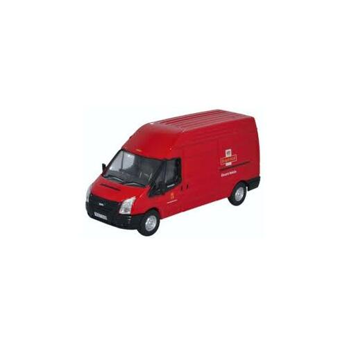 1:76 Ford Transit LWB High Roof Royal Mail - FT024