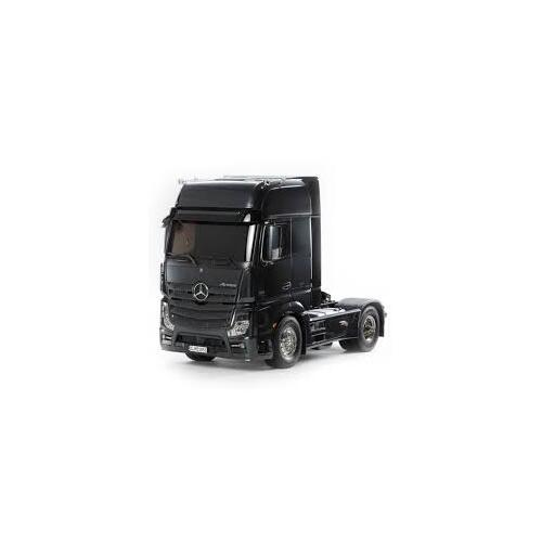 1:14 Mercedes-Benz Actros 1851 GigaSpace (Black Edition) Assembly Kit - T56342