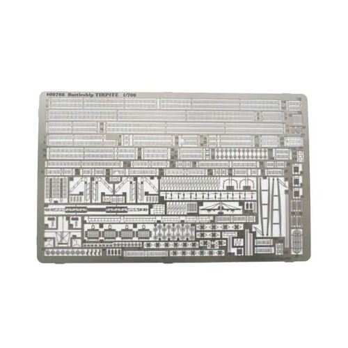 1:700 Photo Etch for 05099 (Tripitz) - 95-00708