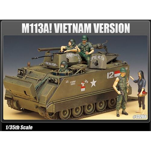 1:35 M113A1 Vietnam Version - ACA-13266