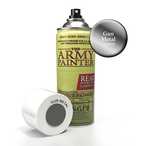 Acrylic Gun Metal Colour Primer Spray - CP3025