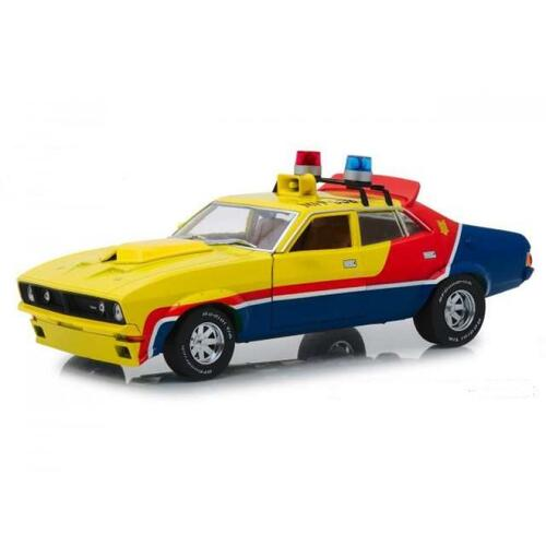 1:18 Yellow Police MFP Ford XB