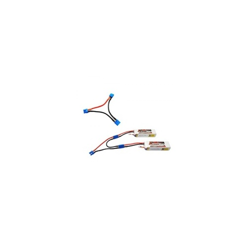 Series DC3 Adapter 12AWG