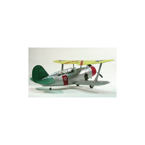 "Curtiss SBC-3 Helldiver 30"" Wingspan Rubber Powered Flying Model Kit - 305"