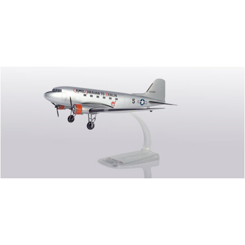 1:100  USAAF Air Force Douglas C-47A Skytrain 86th - 612302