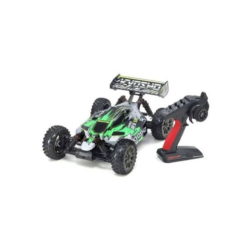 Inferno Neo 3.0 VE 4WD Racing Buggy Green