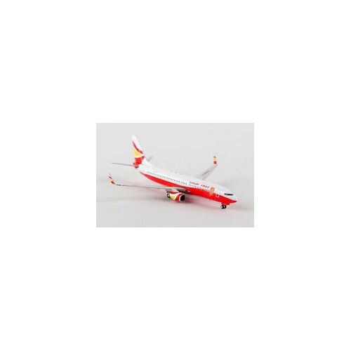 1:400 Scale Lucky Air B737-800 - 4LKE1384