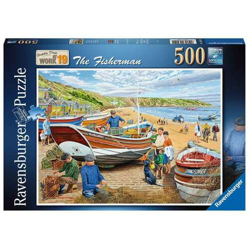 The Fisherman 500pc - RB16414