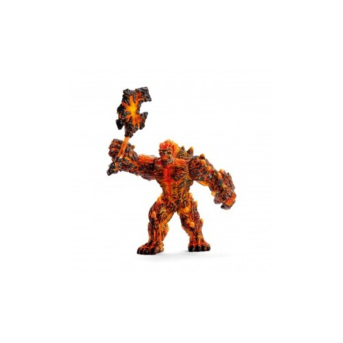 Golem With Weapon - 42447