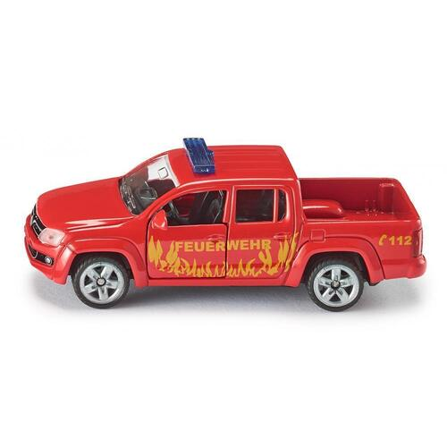 Firefighter Pick-Up, Red - 1467