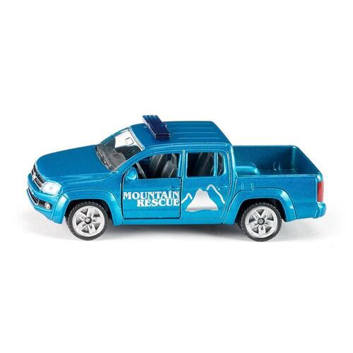 Firefighter Pick-Up, Blue - 1467