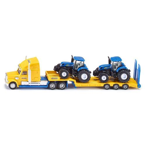 Truck w/New Holland Tractors - 1805