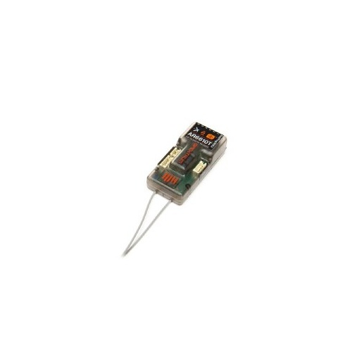 Spektrum AR6610T 6ch Receiver with Telemetry - SPMAR6610T