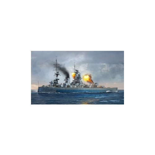 1:700 Scale HMS Nelson 1944 - 06717
