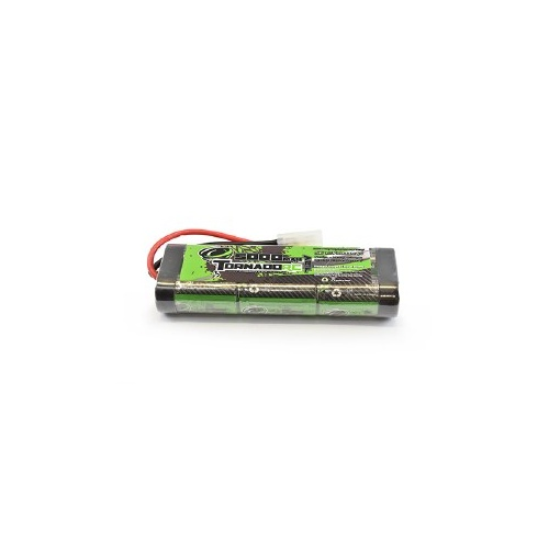 5000mAh 7.2v 6 Cell NiMh battery w/Tamiya Plug