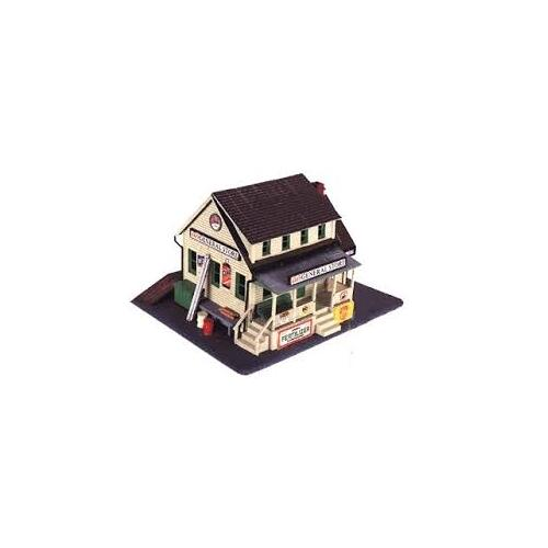 HO Scale General Store Plastic Kit - 433-1351