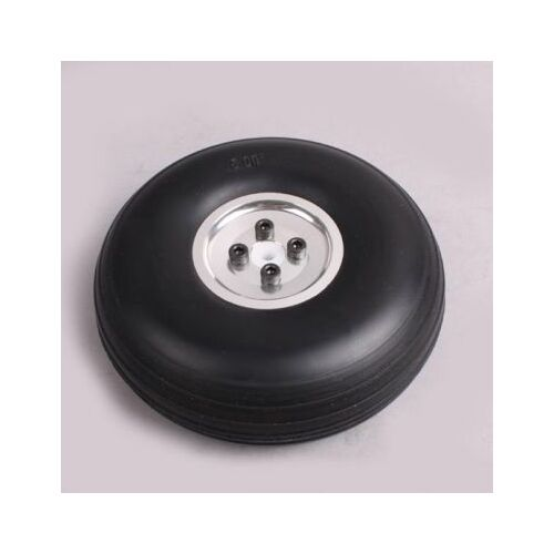 "Polyurethane Treaded Lightweight Wheel 5"" - WH500-L"