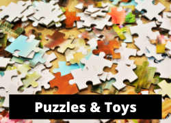 Puzzles & Toys